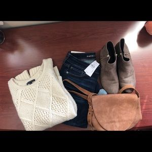 Fall American Eagle Outfit